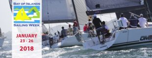Bay of Islands Sailing Week 2018